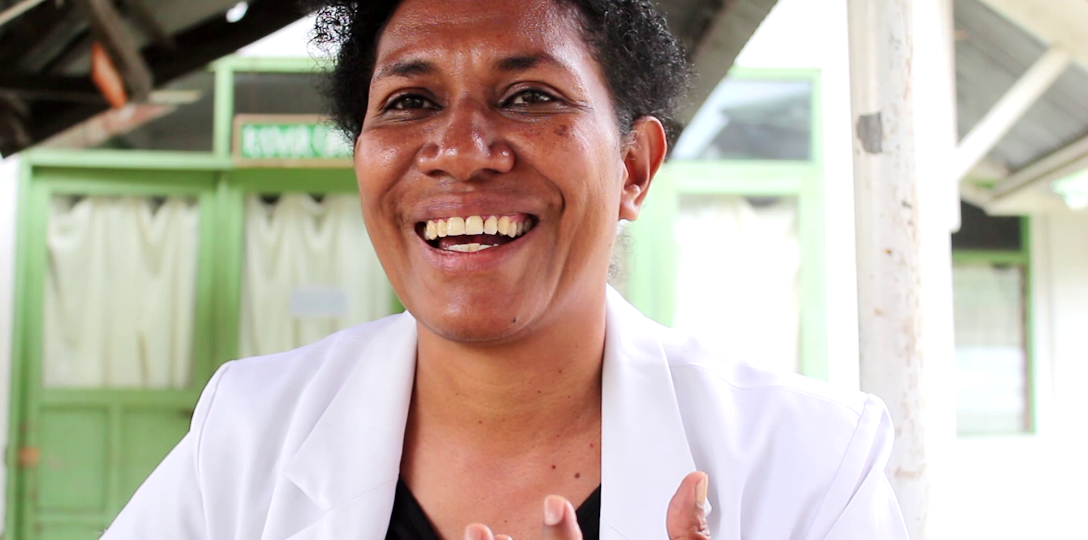 Up Close With Doctor Maria Rumateray