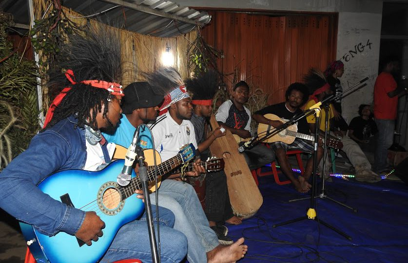 Series of Screenings of Papuan Film Festival Films in Jayapura, Papua