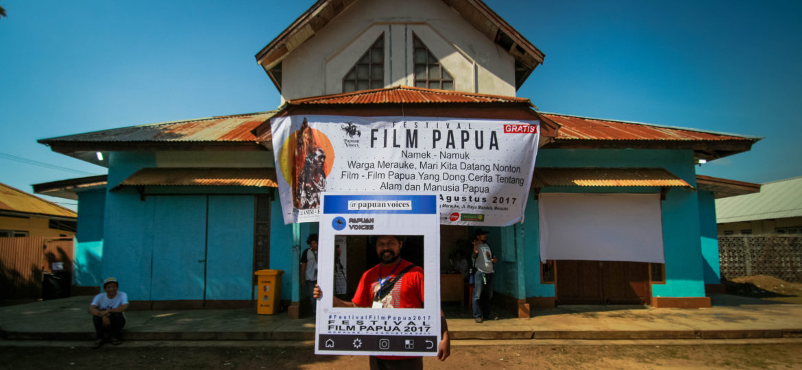 FFP 2017 Merauke: The First Independent Film Festival In Papua