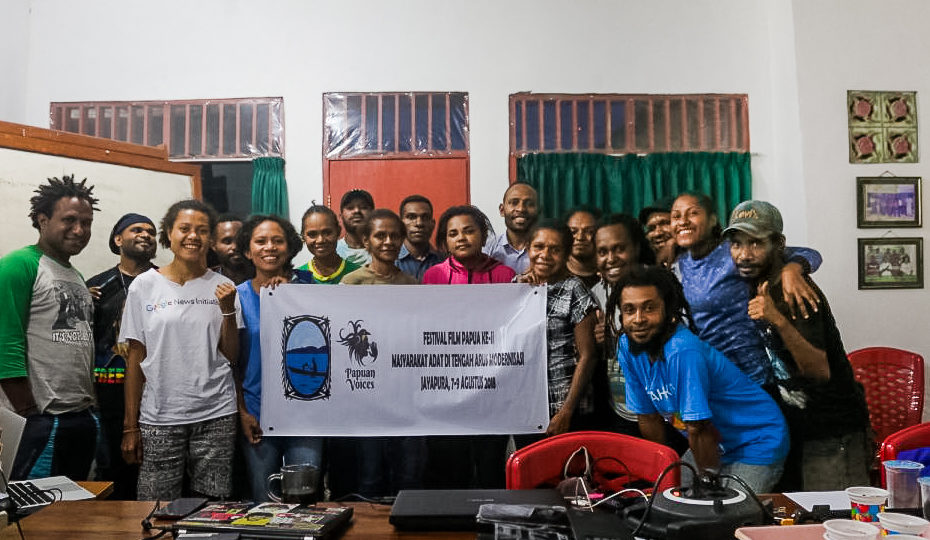 Documentary Film Workshop in Jayapura Inspires Local Filmmakers To Prepare For The Papuan Film Festival 2018