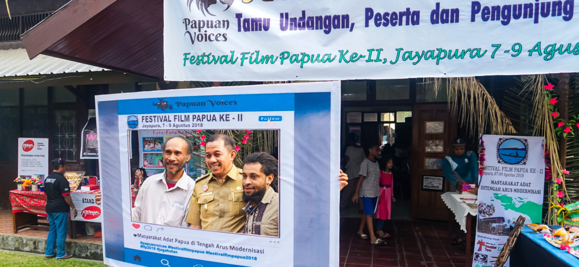 The 2nd Papuan Film Festival (FFPII) Held in Jayapura, Papua