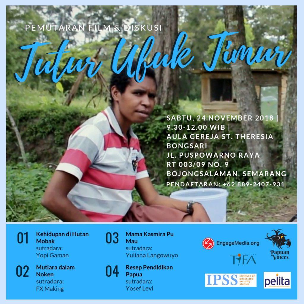 Promo Poster for Semarang
