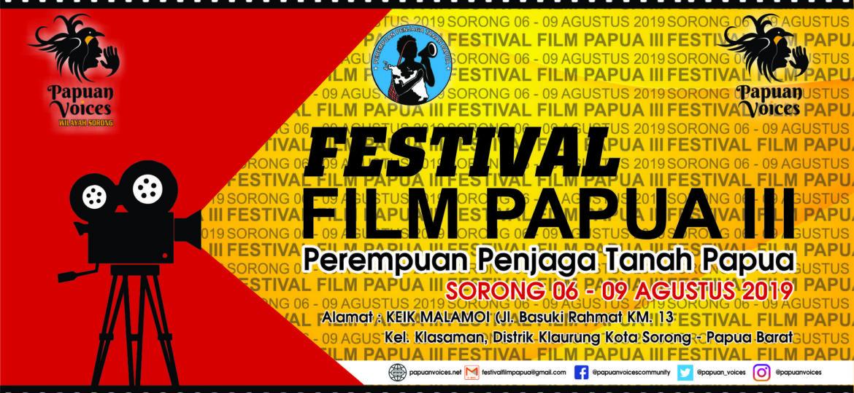 Kaum Muda Papua Hadirkan PFF III